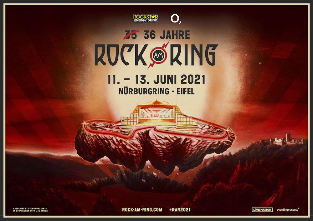 Bilder Von Rock Am Ring 2021